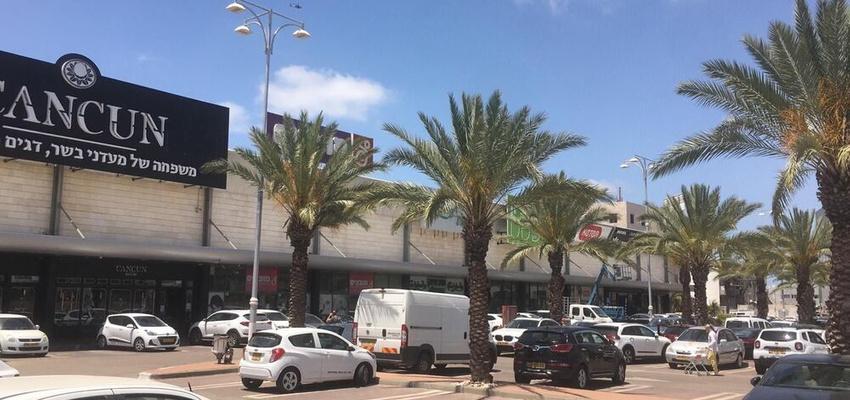 בניין בית תפוז באשדוד   רמת הבניין classB   תמונה #0 - 1