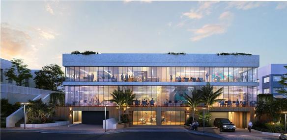 פרויקטים בהקמה הזז 16-18 בתל אביב יפו | רמת הבניין classA | תמונה #4 - 1