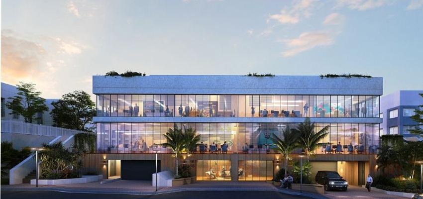 פרויקטים בהקמה הזז 16-18 בתל אביב יפו | רמת הבניין classA | תמונה #0 - 1