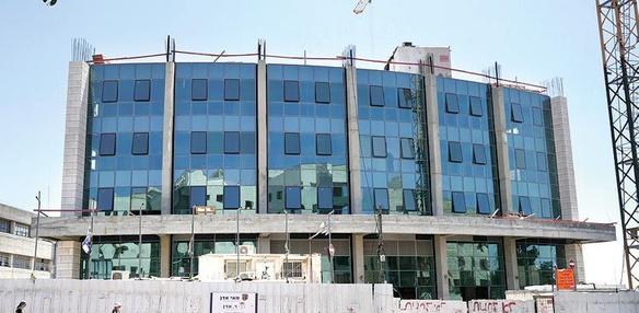 בניין בניין רשות השידור בירושלים | רמת הבניין classA | תמונה #0 - 1