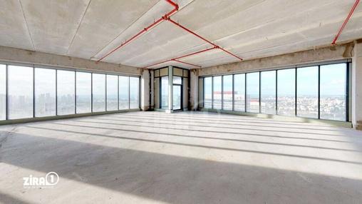 משרד בבניין מגדל הכשרת הישוב  | קומה 39 | שטח 1600מ״ר  | תמונה #0 - 1