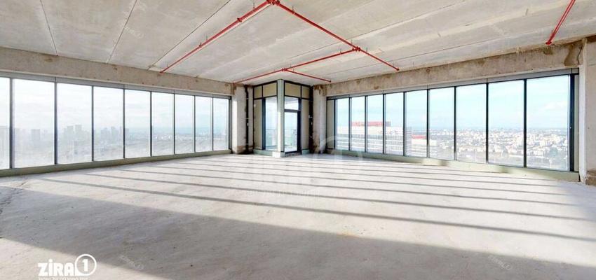משרד בבניין מגדל הכשרת הישוב    קומה 39   שטח 1600מ״ר    תמונה #0 - 1