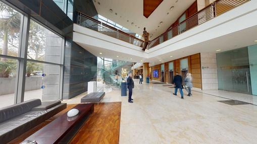 בניין מגדל המוזיאון בתל אביב יפו | רמת הבניין classA | תמונה #15 - 1