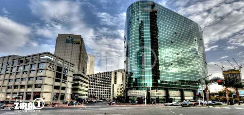 בניין מגדלי פז- 3 ברמת גן | רמת הבניין classB | תמונה #0 - 1