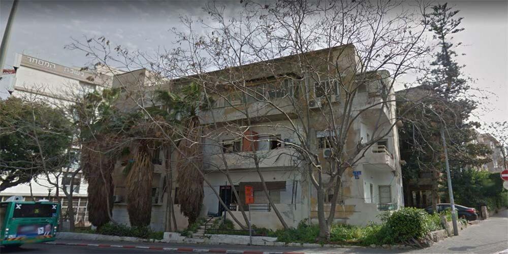 בניין החשמונאים 80 בתל אביב יפו   רמת הבניין classC   תמונה #0 - 1