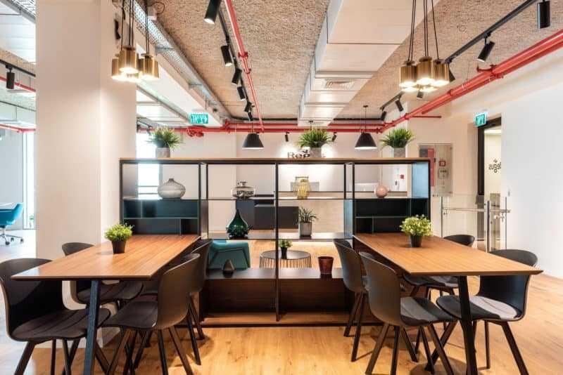 חלל עבודה: Regus Nazareth ברמת גן | קומה: null | תמונה #9 - 1