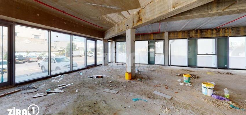 משרד בבניין המלאכה 17 | קומה 0 | שטח 500מ״ר  | תמונה #0 - 1