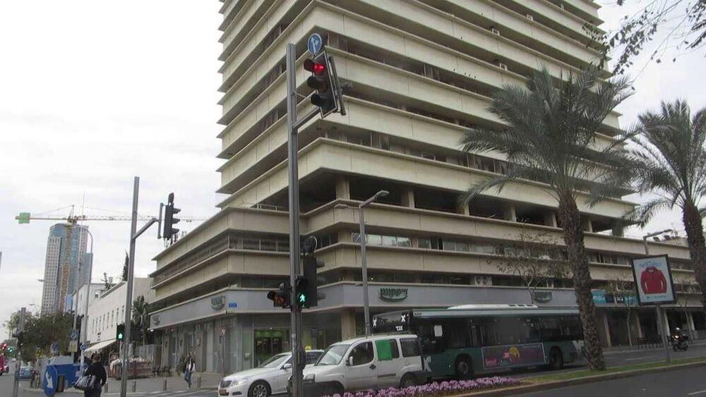 בניין  אליעזר קפלן 2  בתל אביב יפו | רמת הבניין classB | תמונה #0 - 1