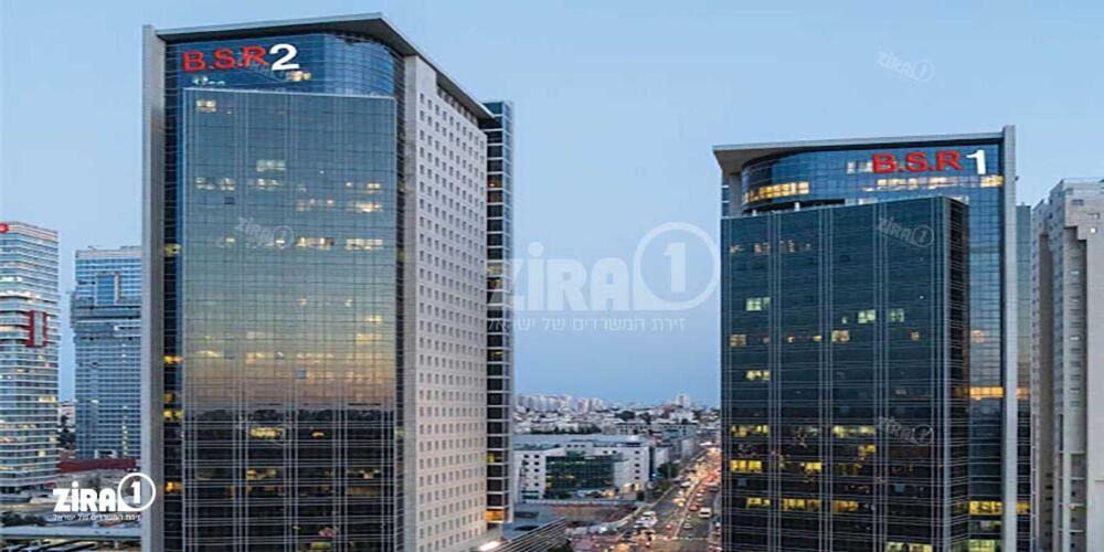 בניין בסר 1 ברמת גן | רמת הבניין classA | תמונה #0 - 1