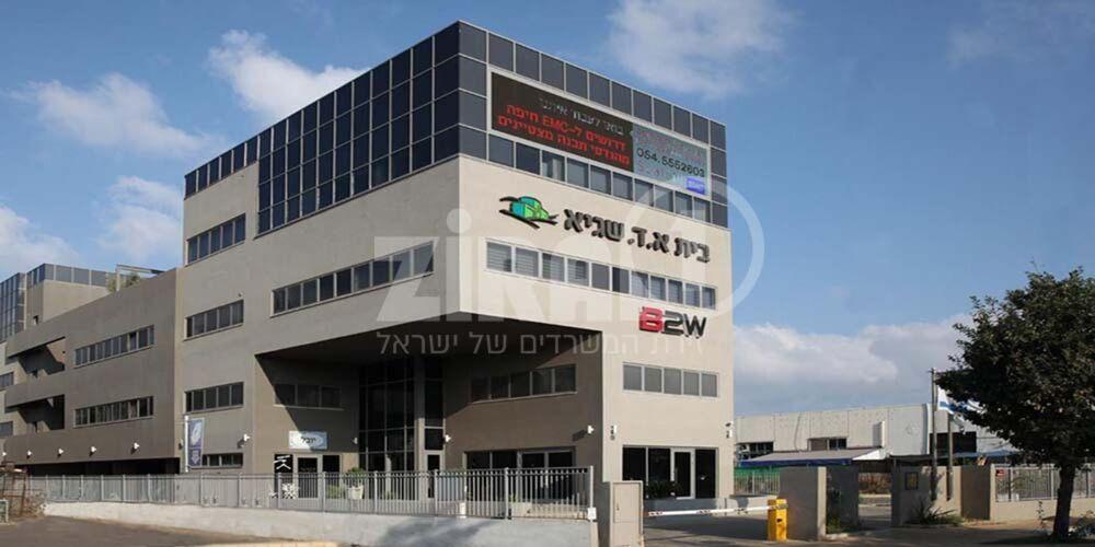 בניין בית א.ד. שגיא 1 בבנימינה | רמת הבניין classB | תמונה #0 - 1