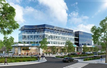 בניין מתחם העסקים WEST בראשון לציון | רמת הבניין classA | תמונה #3 - 1