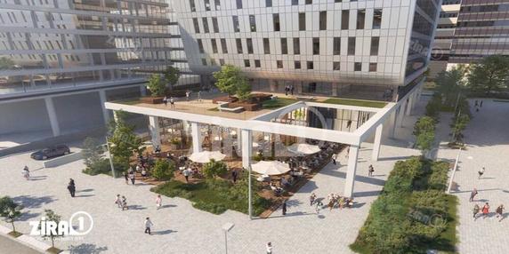 פרויקטים בהקמה ראול ולנברג 16 בתל אביב יפו | רמת הבניין classA | תמונה #3 - 1