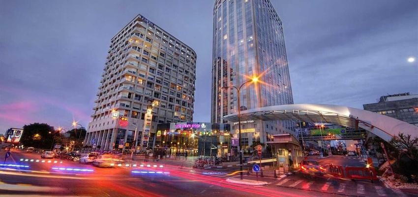 בניין מגדל מרכז וייצמן בתל אביב יפו | רמת הבניין classA | תמונה #0 - 1