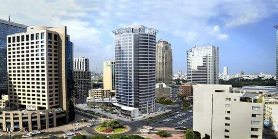 בניין מגדל ספיר ברמת גן | רמת הבניין classA | תמונה #17 - 1