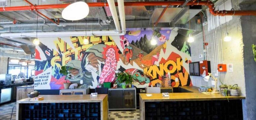 חלל עבודה WeWork Gav-Yam Negev Be'er Sheva בבאר שבע   קומה 3   תמונה #0 - 1