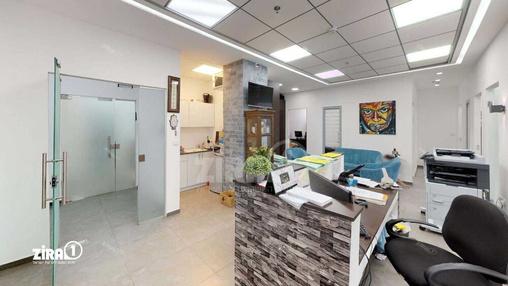 משרד בבניין בניין רב גל | קומה 3 | שטח 100מ״ר  | תמונה #10 - 1