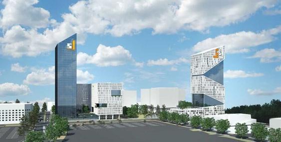 פרויקטים בהקמה מגדלי Sixt בפתח תקווה | רמת הבניין classA | תמונה #2 - 1