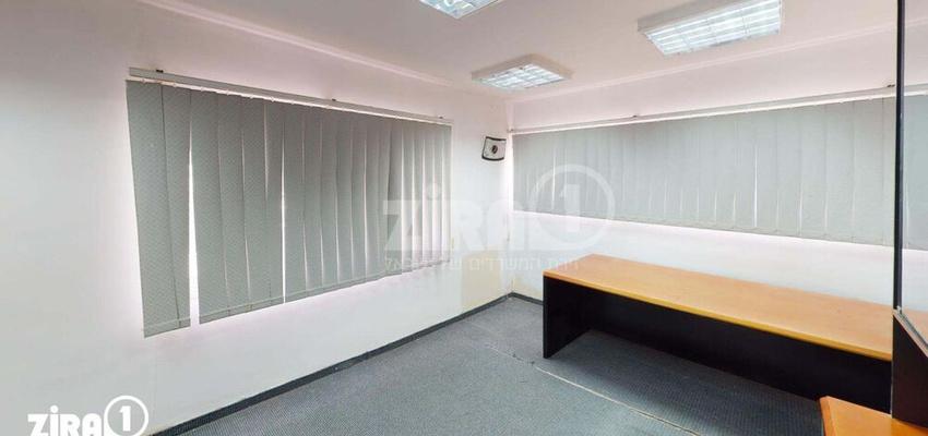 משרד בבניין היוזמים 6 | קומה 1 | שטח 190מ״ר  | תמונה #0 - 1