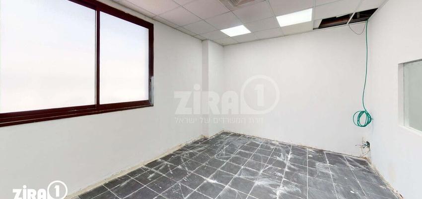 משרד בבניין התקשורת 5 | קומה 1 | שטח 156מ״ר  | תמונה #0 - 1