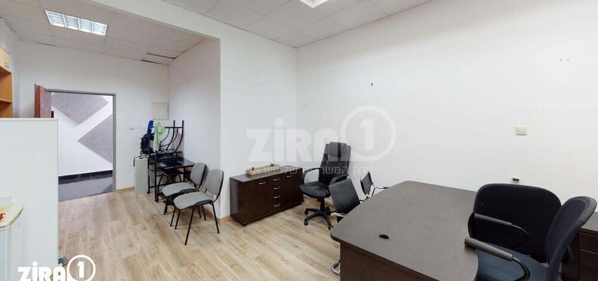 משרד בבניין הבנאים 9 | קומה 1 | שטח 50מ״ר  | תמונה #0 - 1