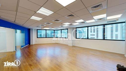 משרד בבניין REIT 1 - מגדל חשמונאים | קומה 7 | שטח 125מ״ר  | תמונה #8 - 1