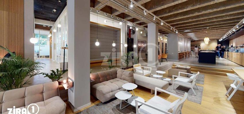 חלל עבודה MIXER House בתל אביב יפו | קומה 1 | תמונה #0 - 1