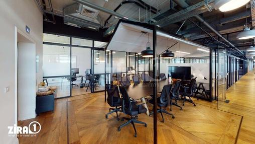 חלל עבודה MIXER Park בתל אביב יפו | קומה 3 | תמונה #13 - 1