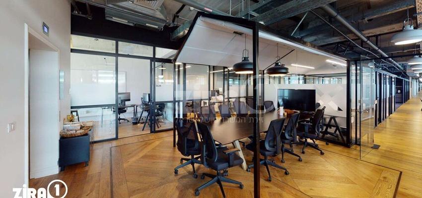 חלל עבודה MIXER Park בתל אביב יפו | קומה 3 | תמונה #0 - 1