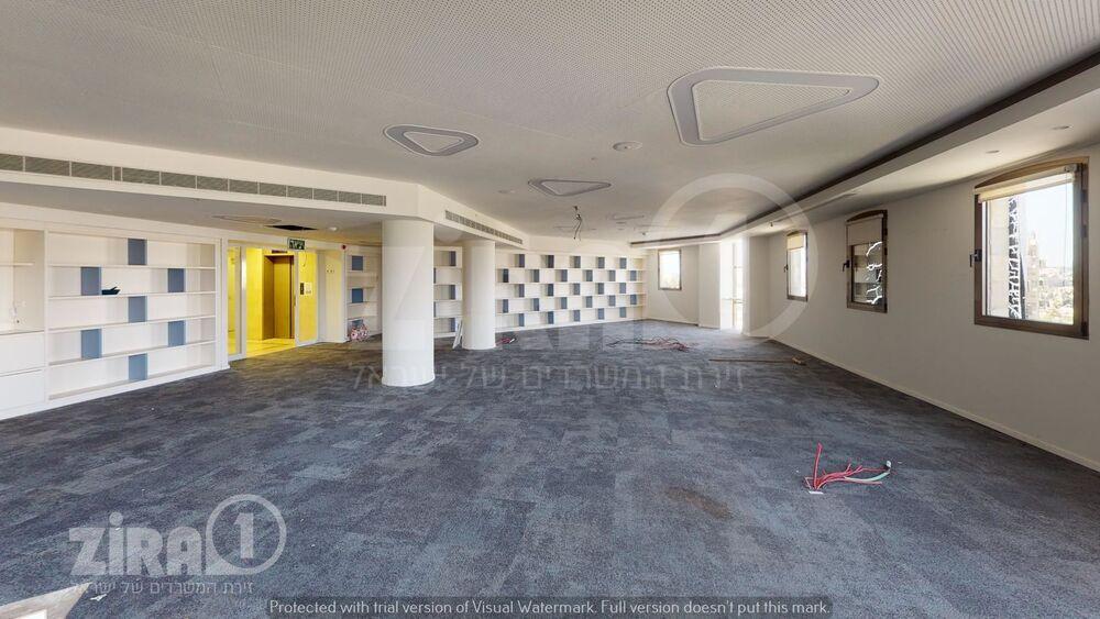 משרד בבניין בית האומות דרך חברון 101 | קומה 4 | שטח 1100מ״ר  | תמונה #0 - 1
