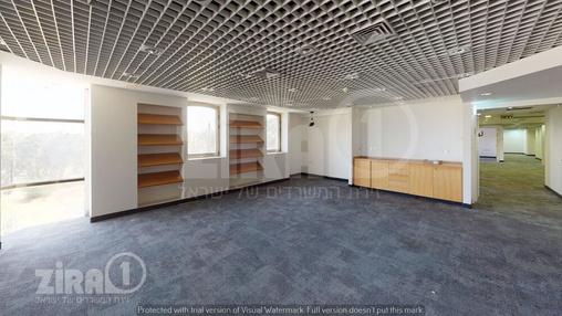 משרד בבניין בית האומות דרך חברון 101 | קומה 5 | שטח 2200מ״ר  | תמונה #20 - 1