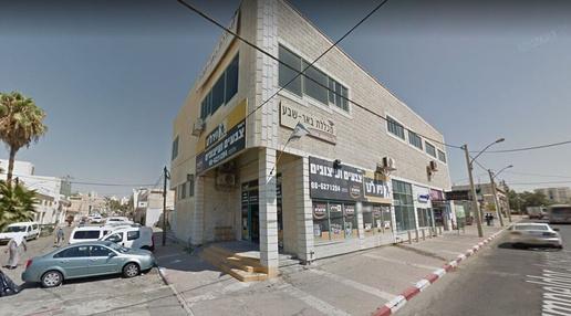 בניין בניין העיר העתיקה בבאר שבע | רמת הבניין null | תמונה #1 - 1