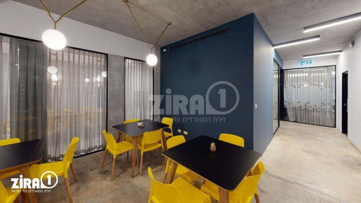 חלל עבודה Sarona Space Hahashmonaim בתל אביב יפו | קומה 2 | תמונה #5 - 1