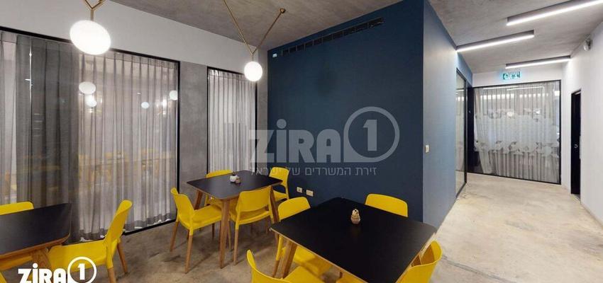 חלל עבודה Sarona Space Hahashmonaim בתל אביב יפו | קומה 2 | תמונה #0 - 1