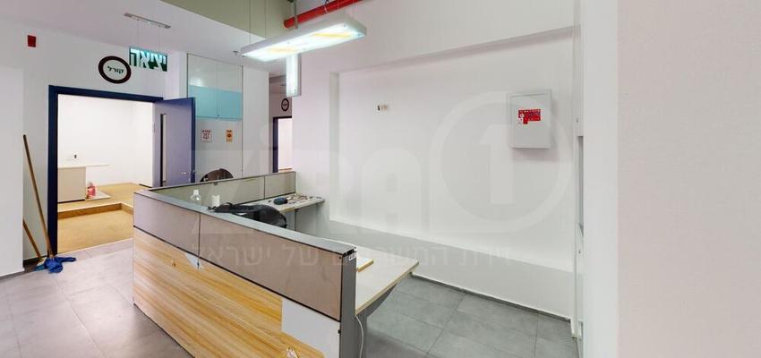 משרד בבניין מגדל עתידים - בניין 10 | קומה 0 | שטח 1009מ״ר  | תמונה #0 - 1
