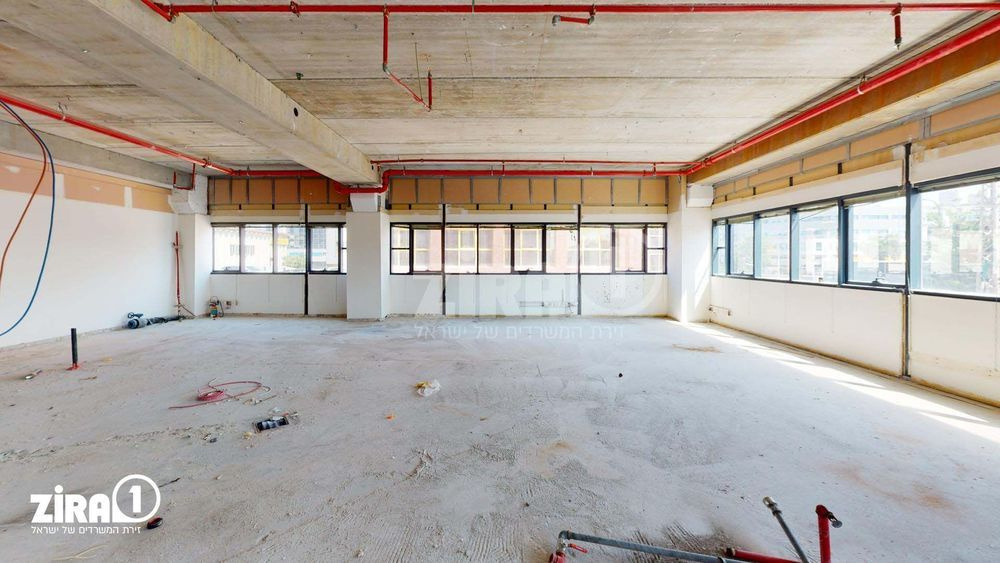 משרד בבניין גיבורי ישראל 10 | קומה 2 | שטח 1000מ״ר  | תמונה #0 - 1