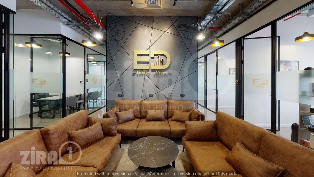 משרד בבניין בית אלישע | קומה 2 | שטח 330מ״ר  | תמונה #0 - 1