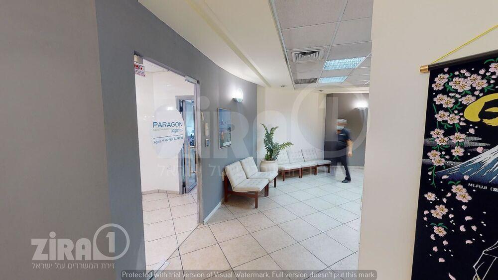 משרד בבניין בית כנרת | קומה 3 | שטח 160מ״ר  | תמונה #0 - 1