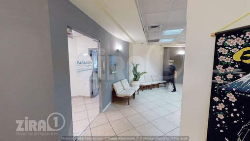 משרד בבניין בית כנרת | קומה 3 | שטח 160מ״ר  | תמונה #10 - 1