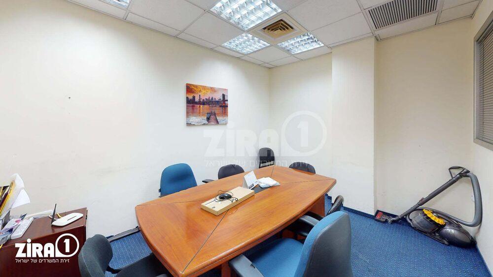 משרד בבניין הלפיד 10-12 | קומה 5 | שטח 150מ״ר  | תמונה #0 - 1