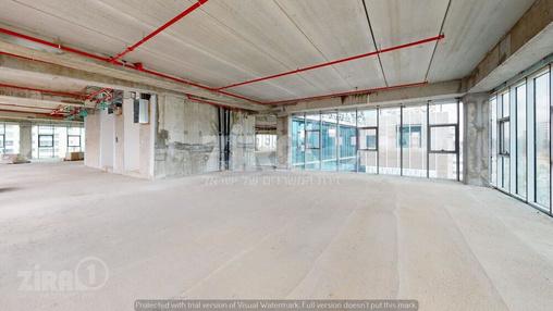 משרד בבניין   יעקבי סנטר- מודיעין   קומה 4   שטח 2450מ״ר    תמונה #3 - 1