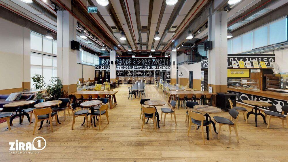 WeWork Hazerem Tel Aviv | שולחן באופן ספייס ל-  1 - 1 אנשים  | תמונה #1 - 1
