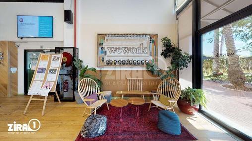 חלל עבודה WeWork Hazerem Tel Aviv בתל אביב יפו | קומה 1 | תמונה #22 - 1