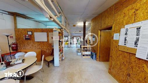 חלל עבודה מקום בזמן בקיבוץ עין שמר | קומה 1 | תמונה #16 - 1