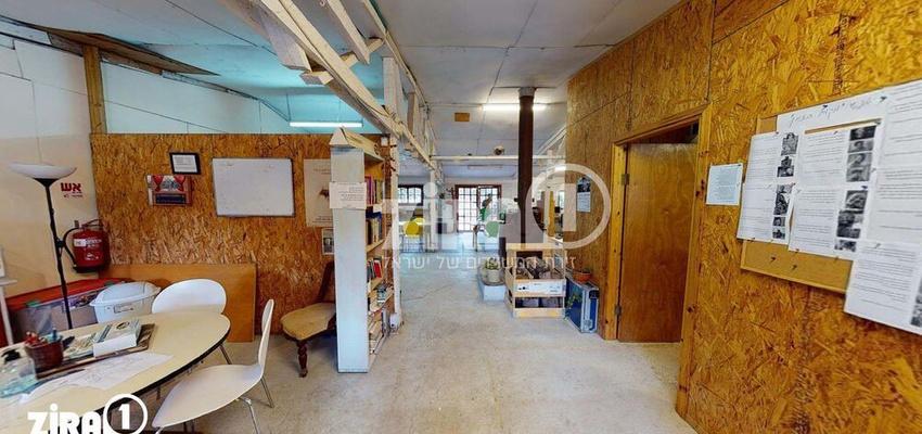 חלל עבודה מקום בזמן בקיבוץ עין שמר   קומה 0   תמונה #0 - 1