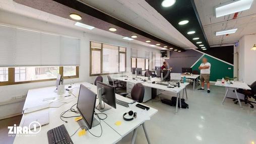 משרד בבניין דרך מנחם בגין 114 | קומה 1 | שטח 120מ״ר  | תמונה #16 - 1