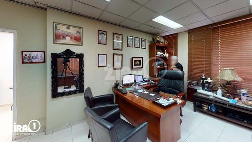 משרד בבניין דרך מנחם בגין 114 | קומה 4 | שטח 40מ״ר  | תמונה #15 - 1