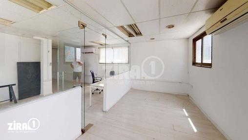 משרד בבניין דרך מנחם בגין 114 | קומה 5 | שטח 55מ״ר  | תמונה #14 - 1