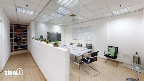 משרד בבניין בית בלרס | קומה 0 | שטח 129מ״ר  | תמונה #7 - 1