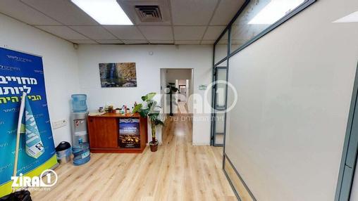 משרד בבניין בית בלרס | קומה 0 | שטח 134מ״ר  | תמונה #2 - 1