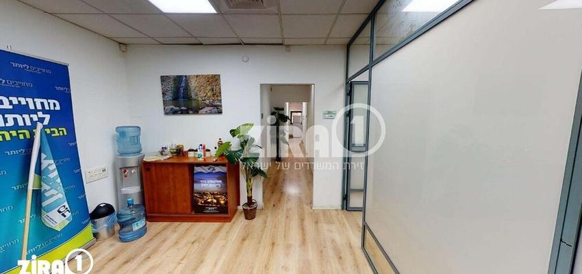 משרד בבניין בית בלרס   קומה 0   שטח 134מ״ר    תמונה #0 - 1